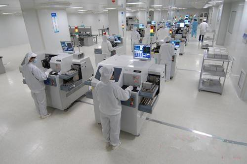 珠海越亚封装在全球手机射频芯片封装基板市场占有率居前三位 打破国外IC封装厂商垄断市场的局面