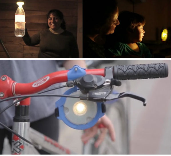 可自由设计的3D打印LED灯 都是你心仪的款式