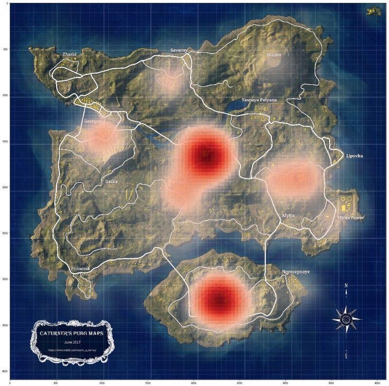 绝地海岛艾伦格地图