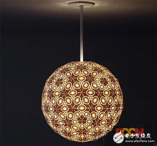 古典风设计  灯具也能让你一见倾心