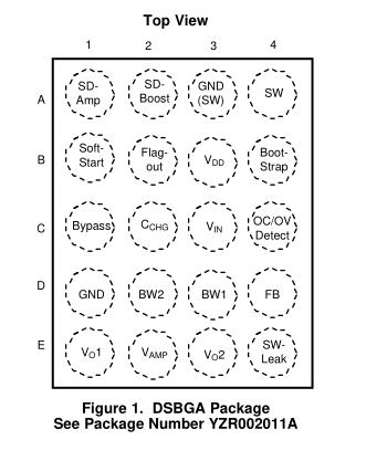 LM4962陶瓷扬声器驱动器