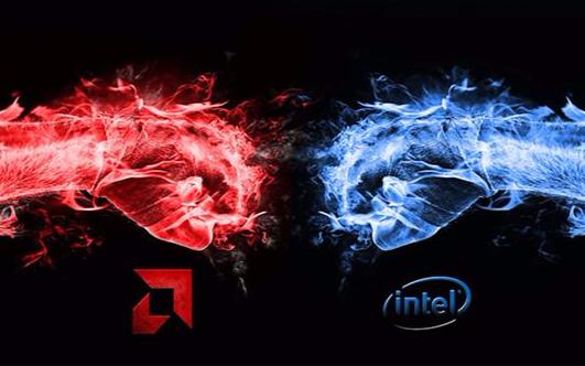 Intel 10nm工艺难产 将会对AMD的业务...