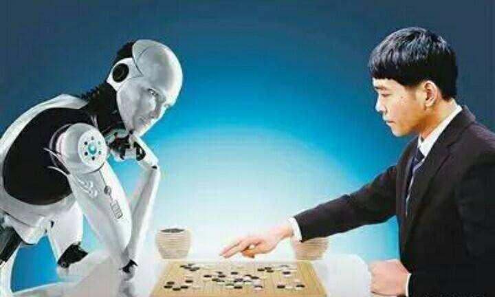 人工智能能够完成人类的工作时,是否会抢走人类的饭...