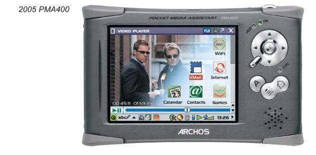 移动数字录像机的未来发展——以ARCHOS和TI为例