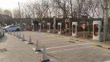 特斯拉的超级充电站网络无论在数量和建设速度上,依...