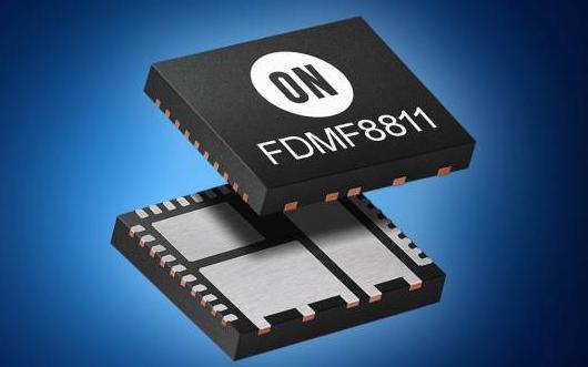 贸泽电子率先备货ON Semiconductor的FDMF8811桥式功率级模块
