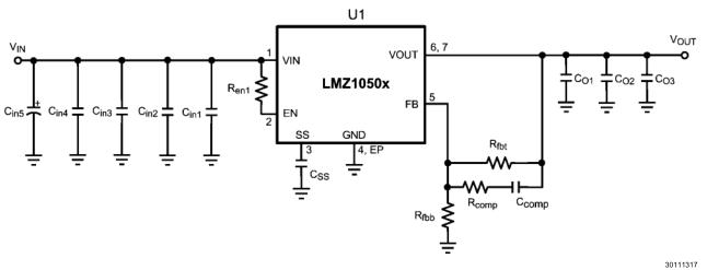 应用笔记2022 LMZ1050X评估板