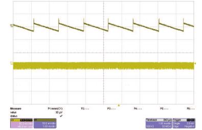 确定TPS6101X Boost变换器轻载PSM开关频率的因素