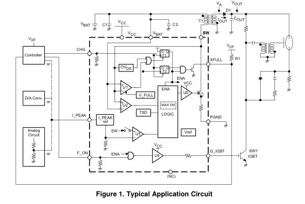 TPS65560/TPS65561型闪光灯充电器和IGBT驱动器的设计