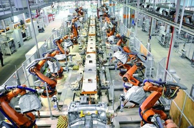工业4.0——工业生产力的未来