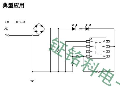 LED电源芯片LK2085能够增强抗雷击浪涌能力...