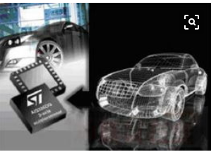MEMS传感器在消费电子领域的应用