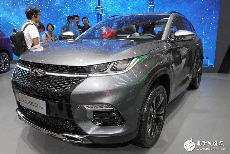 奇瑞将联合英伟达推出L3级自动驾驶汽车