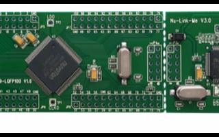 新唐科技强势推出业界领先内建2组独立模拟数字转换器及运算放大器之NuMicro® M0519系列