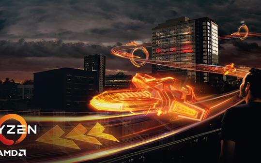 桌面处理器上,AMD今年能获得大约20%的份额,...