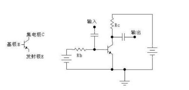 三极管基本电路原理和检修详解