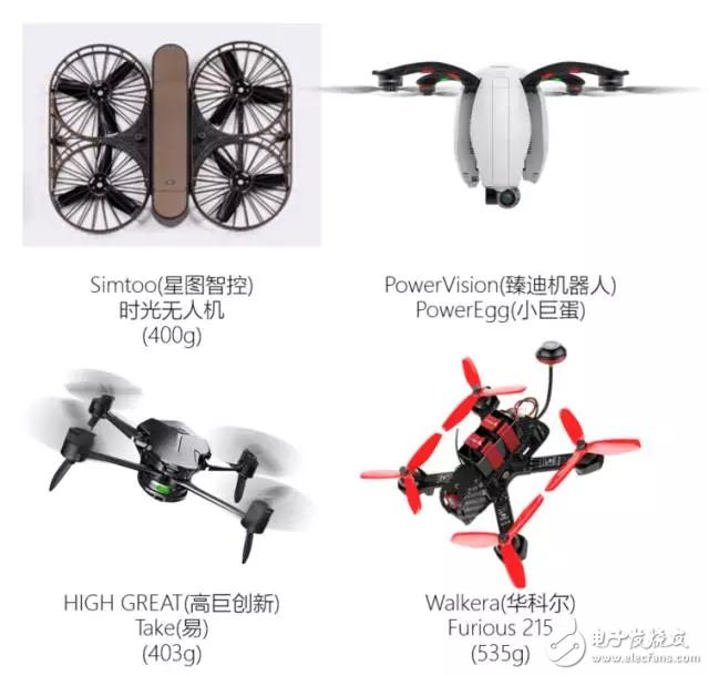 无人机成长猛如虎 现已跨入无人机掌上时代