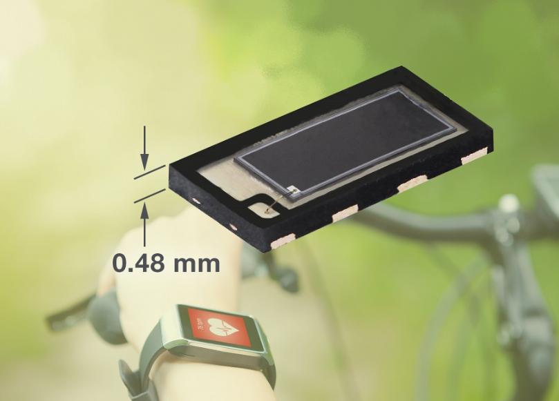 Vishay发布新型可见光敏感度增强型高速硅PIN光电二极管
