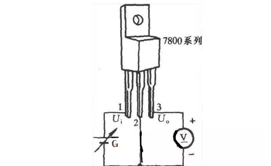 电工测试工具电路图:稳压二极管、三极管、晶闸管