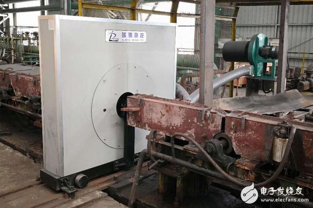 作为一家专注于测量仪器研发生产的企业,蓝鹏测控已研发出多种光电测径仪类型