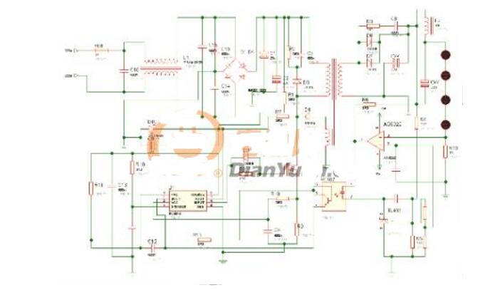 一文看懂节能灯适用的高频恒流LED开关电源设计
