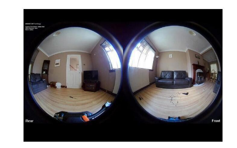 360度全景相机解决方案_VR全景图像捕获传输播...