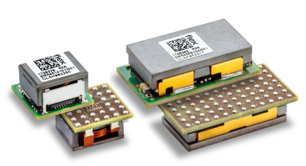 Flex电源模块宣布BMR466和BMR461 DC/DC电源模块具备BGA和LGA两种封装
