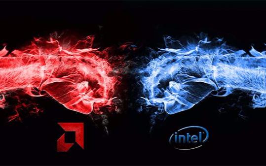 英特尔表示并不担心AMD在7nm节点上领先,他们...