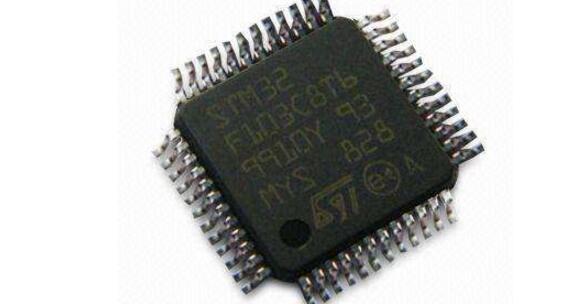 STM32F103控制ad7606采集程序分享
