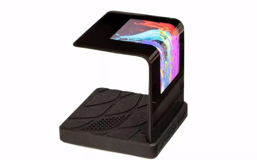 OLCD到底只是一个噱头,还是一项能够与柔性OLED争雄的显示技术呢?