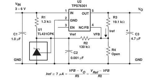 低功耗150毫安LDO线性稳压器和扩展输出电压调节范围