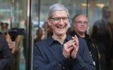苹果公司在美国加州的无人驾驶测试车辆正在快速增加
