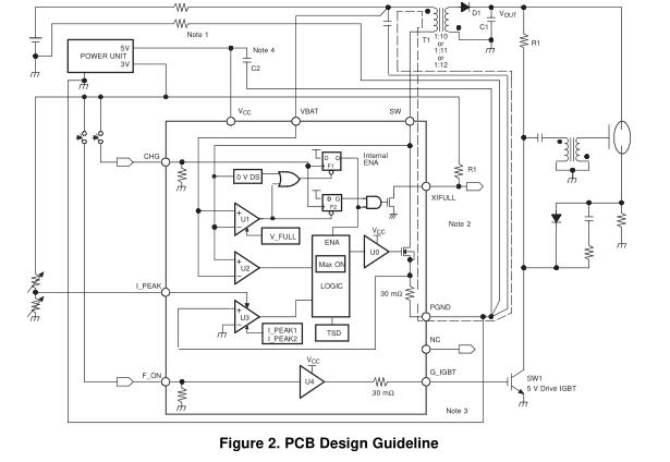 如何使用TPS65552A充电闪光灯电容器