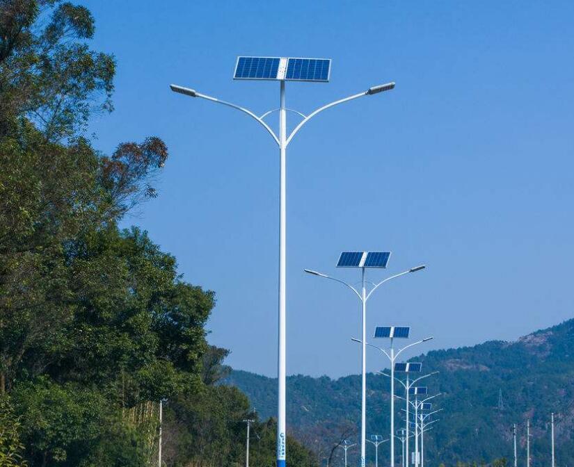 一文详解太阳能路灯的设计思路与要点