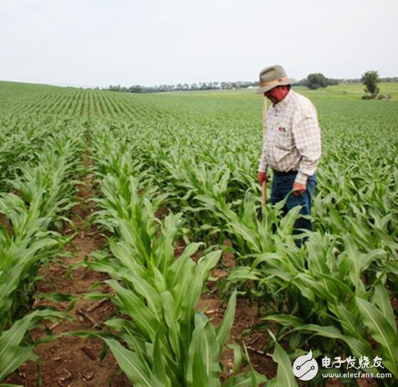 农业应用的测量和传感大部分依靠微机电系统