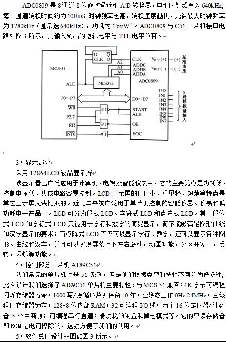 基于单片机的集成运放主要参数测量系统设计论文报告下载