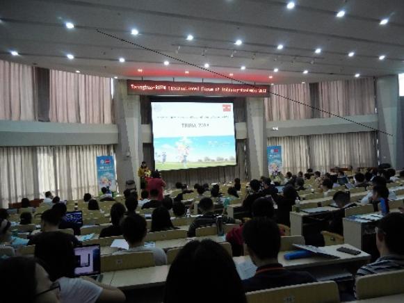 2018清华-罗姆国际产学连携论坛在清华大学成功...