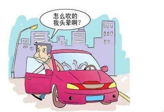 一氧化碳传感器预防汽车内开空调可导致CO中毒的应用