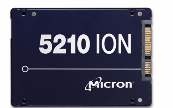 美光昨天发布了最新款的5210 ION系列企业级...