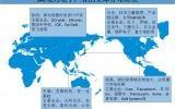 全球第三代半导体电力电子产业格局呈现美国、欧洲、日本三足鼎立态势