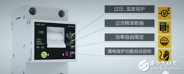 曼顿科技:推出融入人工智能和物联网的第四代智能空开产品