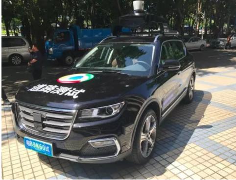 无人驾驶竞赛在中国悄然打响,腾讯、宝马同一天获测试牌照