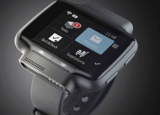 Workbase推出工业应用智能手表