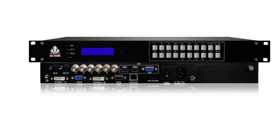 一文看懂LED显示屏视频处理器的9大作用及技术特点