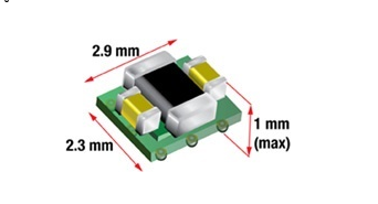 MicroSiP器件所需组件及电源解决方案