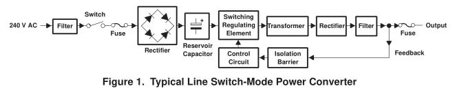 关于离线SMPS失效模式PWM开关和DC-DC变换器