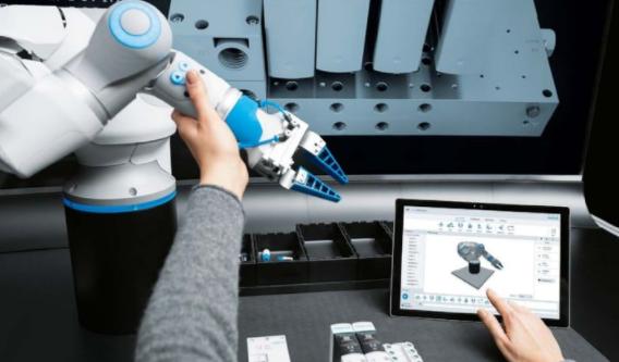 与协作型机器人共筑新型态的关灯工厂