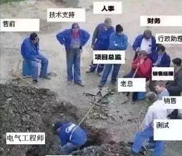电气工程师企业分析图片