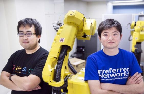 日本AI企业让工厂机器人变得更聪明