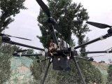首次使用无人机搭载倾斜摄影机开展空中取证